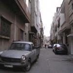 Seitengasse von Homs