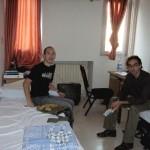 Unser kleines Zimmer