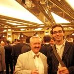 Der Dr. und ich bei der Feier zum Tag der deutschen Einheit