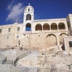 Die Kirche in Sednaya