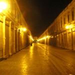 Die Suqs von Damaskus bei Nacht